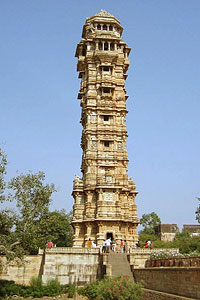 Vijay Stambha, Tower of Victory Chittorgarh
