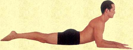 bhujangasana cobra pose technique of practicing