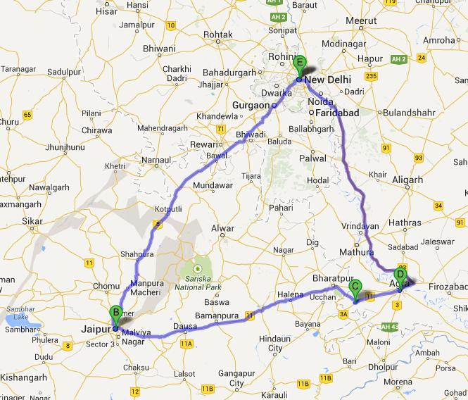 Indian Golden Triangle Tour For Women Golden Triangle Tour For