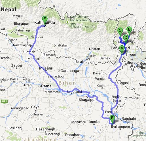 kathmandu tour  kathmandu and sikkim tour