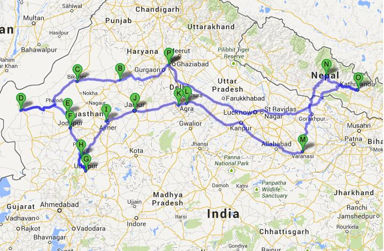 North india tour rajasthan north india and nepal tour rajasthan welcome to rajasthan gumiabroncs Images