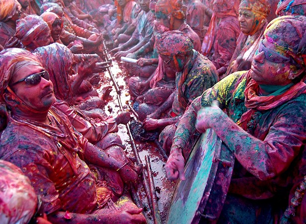 Golden Triangle Tour with Holi Festival, Indian Golden Triangle Tour ...
