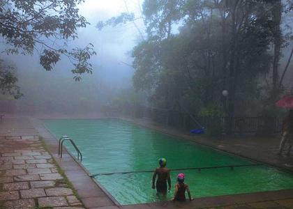 Vythiri resort information about vythiri resort wayanad for Resorts in wayanad with swimming pool