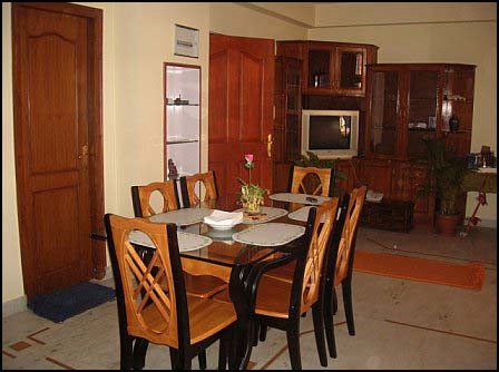 Stay In Bangalore With An Indian Family Paying Guest