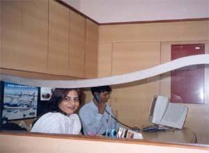 Oficina De las Vacaciones De Indo