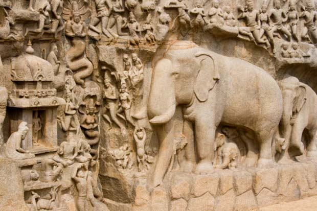 Indian Architecture and Sculpture, Architecture of India