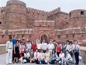Delhi Tour, Red Fort in Delhi