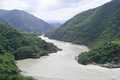 autobiography of river ganga Devprayag, in uttarakhand, india, is the birthplace of the ganges river the ganges is formed by the confluence of the bharathi river (muddy in the picture) and its tributary, the alakananda (blue in the picture) starting from here, the ganges flows more than 2500 kilometers (1553 miles) before reaching its mouth in the bay.