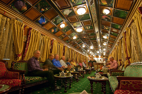 Palace On Wheels The Luxury Train Of Rajasthan India 8
