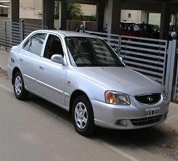 Accent Car, Hyundai Accent Car, Rent Accent Car India