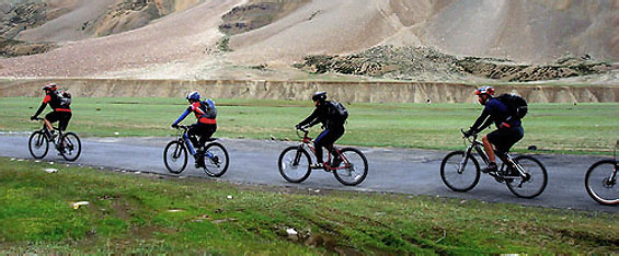 Ladakh Cycling Tour