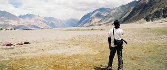 Trekking in Nubra Valley Tour