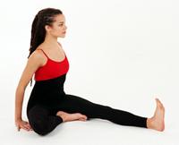 janu sirsasana head to knee pose forward bend posture